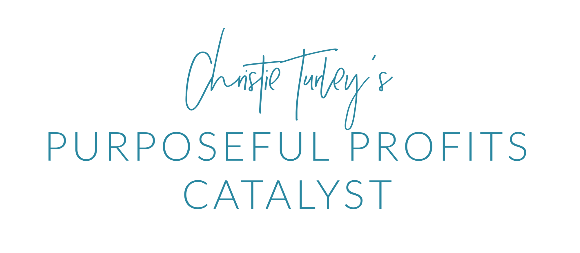 Purposeful Profits Catalyst