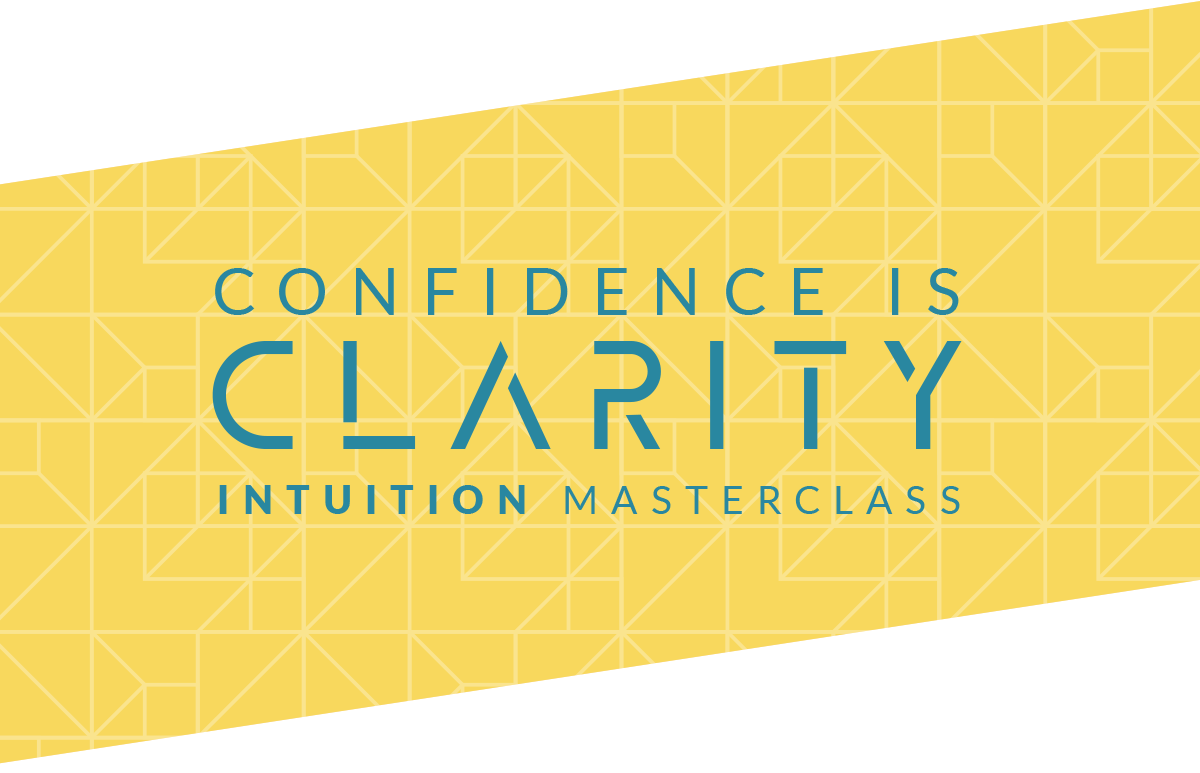 Confidence is Clarity
